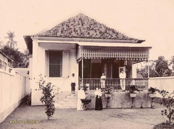 1901 Kedungdoro House, Surabaya
