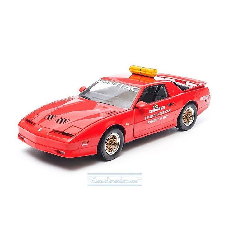 1987 daytona 500 nascar pace car pontiac trans am gta, red