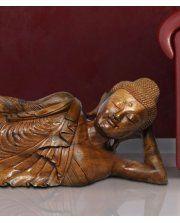 Shiman Fairtrade XXL Reclining Thai Buddha Statue