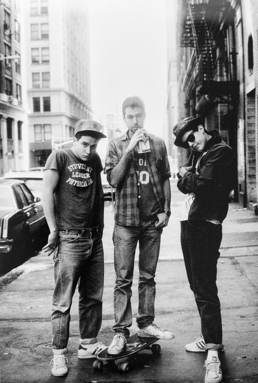 mrsguiltregret:  theplanetofsound:  Beastie Boys  Look at these baby b-boys.   Loved them then and love them now. First rap group was the best and still is!