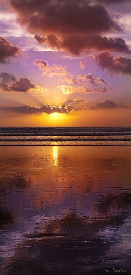 Bali, Kuta beach.