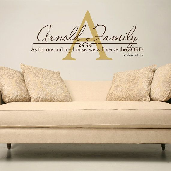 40 Best Images About Home Decor Scripture Wall Decals On