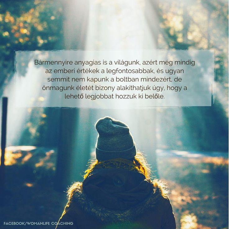 #valódiértékek  Facebook/WomanLife Coaching www.verebiivett.blog.hu