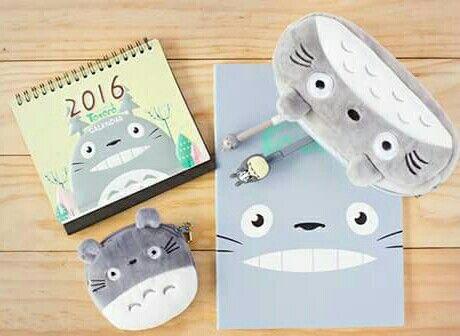 Totoro Stationary