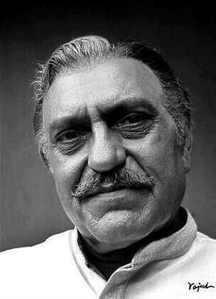Amrish Puri. One of the best actors of India
