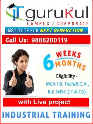 We are offering project based 6 months industrial training in Ludhiana.