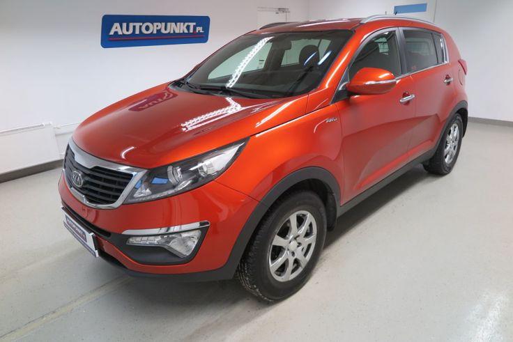 KIA Sportage - 2.0i DOHC 163 KM 4x4 XL, Fabryczna  Gwarancja. http://auto-web.pl/