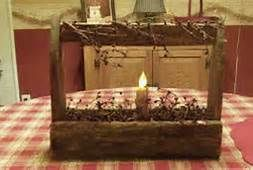 Great centerpiece for my farm table~ I think I have everything to make this one