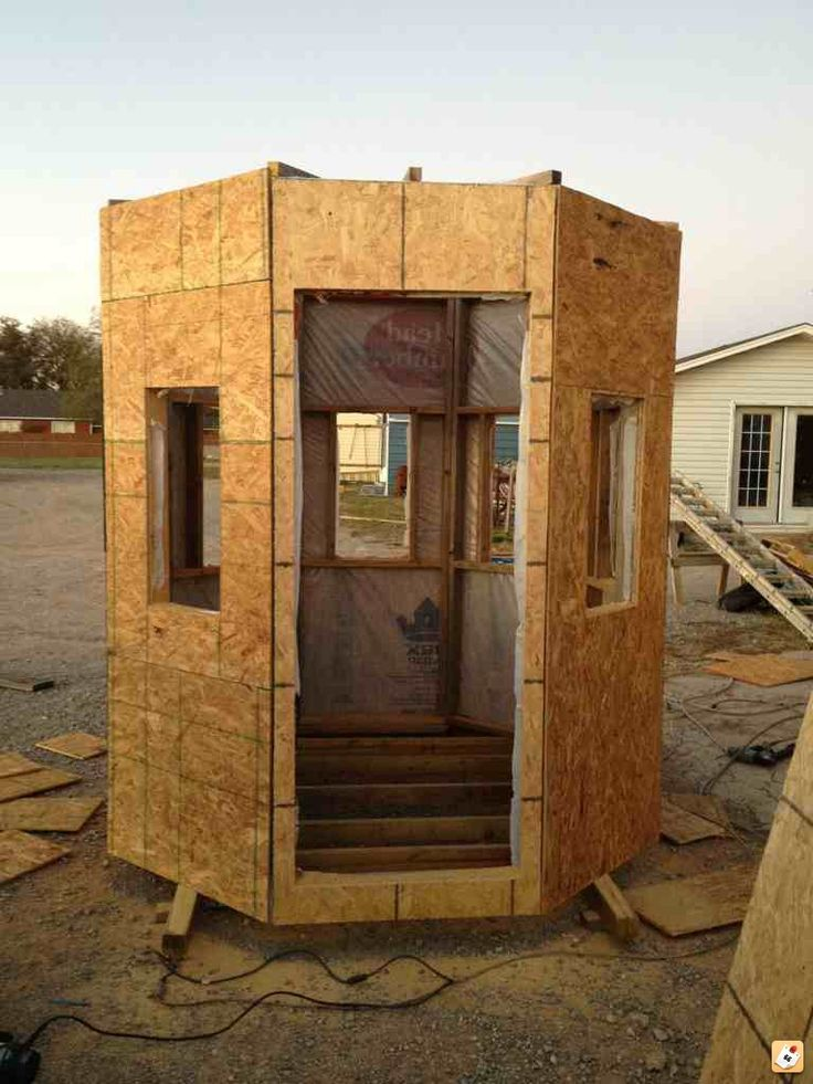 New Deer Blind Page 2 Deer Hunting Blinds Hunting