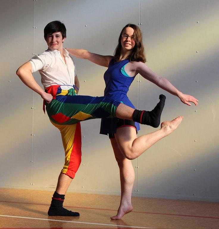 Dance Club - Matt & Charlotte