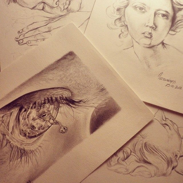 #Sketches #Pencil #Drawing #black #white