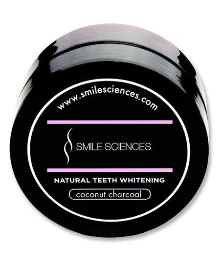 Smile Sciences Coconut Charcoal Powder | zulily