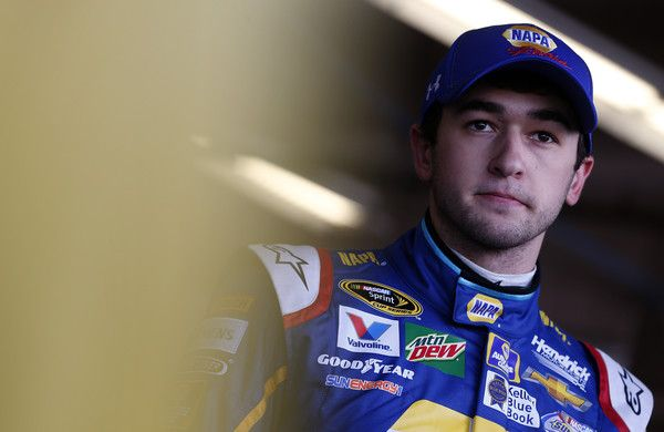 Chase Elliott Photos - Daytona International Speedway - Day 2 - Zimbio