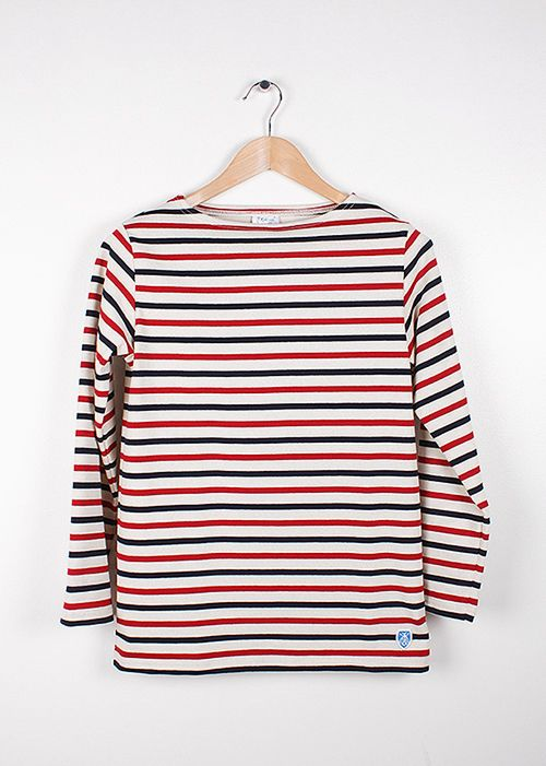 Orcival Striped Jersey