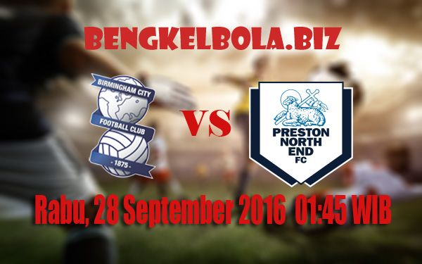 Prediksi Birmingham City vs Preston North End 28 September 2016