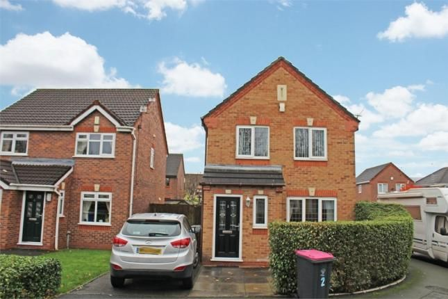 3 Bed Detached House For Sale, Grazing Drive, Irlam, Manchester M44, with price £190,000 Guide price. #Detached #House #Sale #Grazing #Drive #Irlam #Manchester