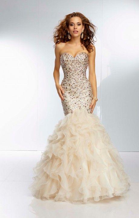 Mermaid Sweet 16 Dresses