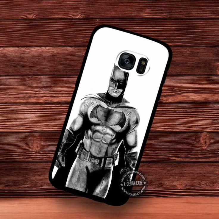 Batman Dawn of Justice Superheroes - Samsung Galaxy S7 S6 S5 Note 7 Cases & Covers