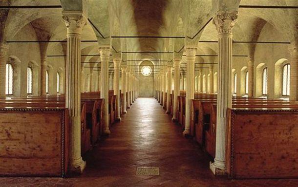 """""""Η αρχιτεκτονική των βιβλιοθηκών στο δυτικό πολιτισμό"""" στο Μουσείο Μπενάκη"""