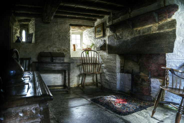 | Old Post Office, Tintagel, Cornwall