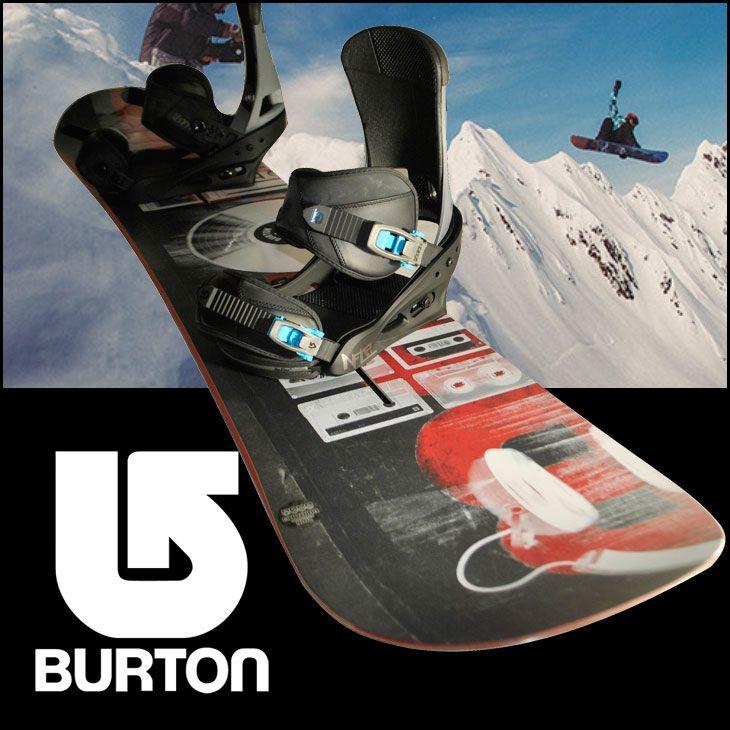 バートン セット BURTON スノーボード 2点セット <br>15-16 2016 【Descendant 】ボード × 選べる2カラービンディング <br>【正規品 2点セット 】【板 BIN 】送料無料 チューンナップ無料