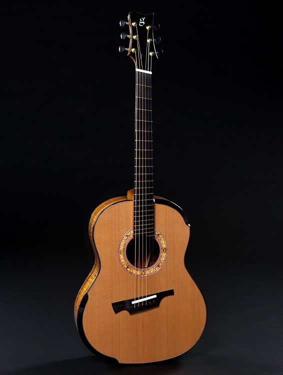 "NEW Greenfield G1.2.5 (or, ""I'm terrible at patience."") - The Acoustic Guitar Forum"