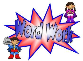 I use these whole page headers on a bulletin board display that I use with a superhero theme. Just print (on tagboard), laminate, and cut out and you are ready to roll. $4.00