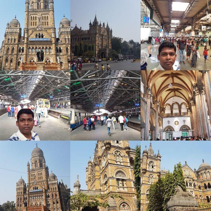 #Mumbai #biggest #railway #station #travelwithleo