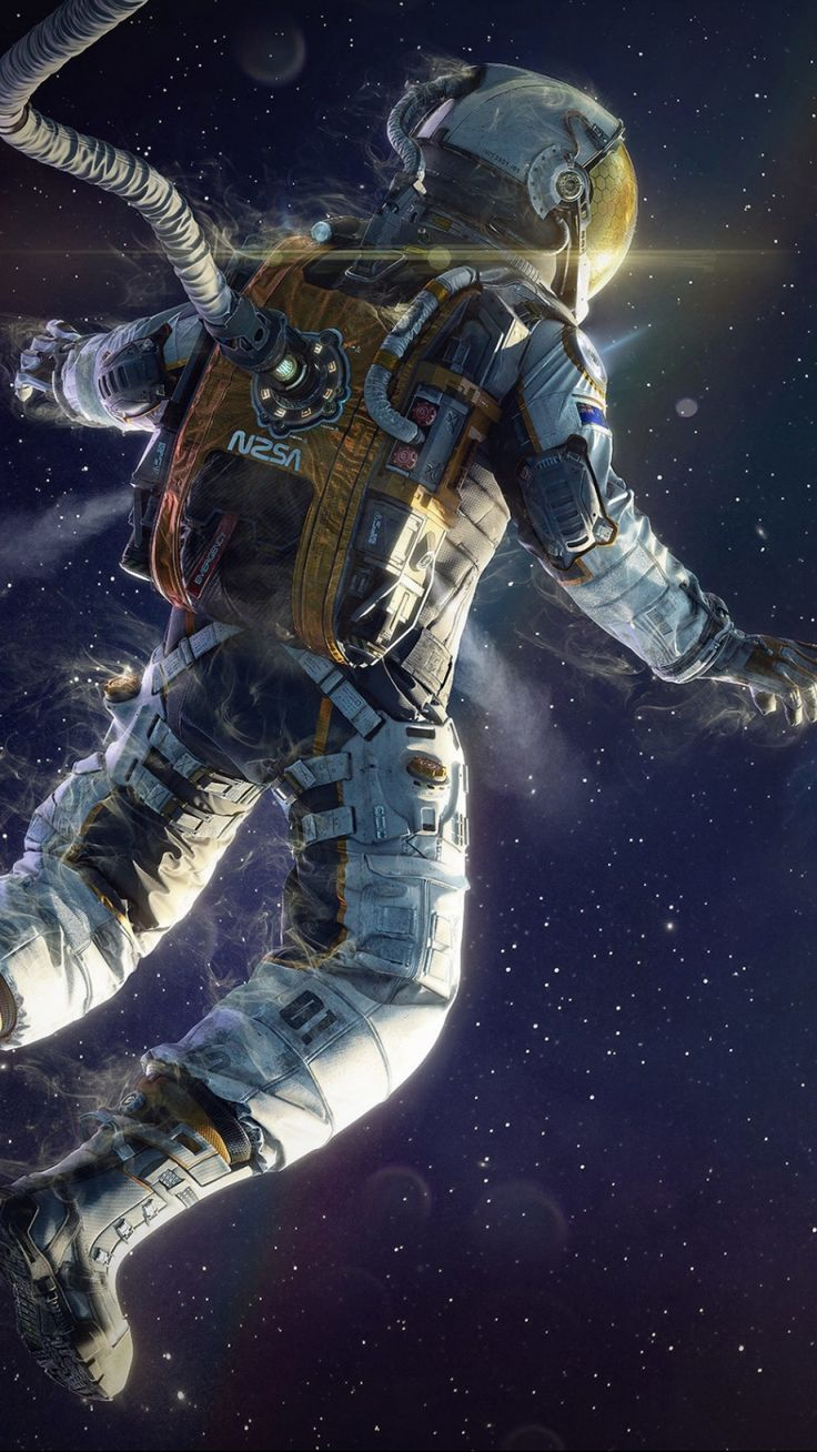 astronaut lost in space wallpaper - photo #10