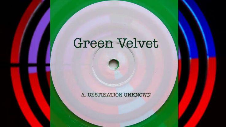 Green Velvet - Destination Unknown | 90s TECHNO