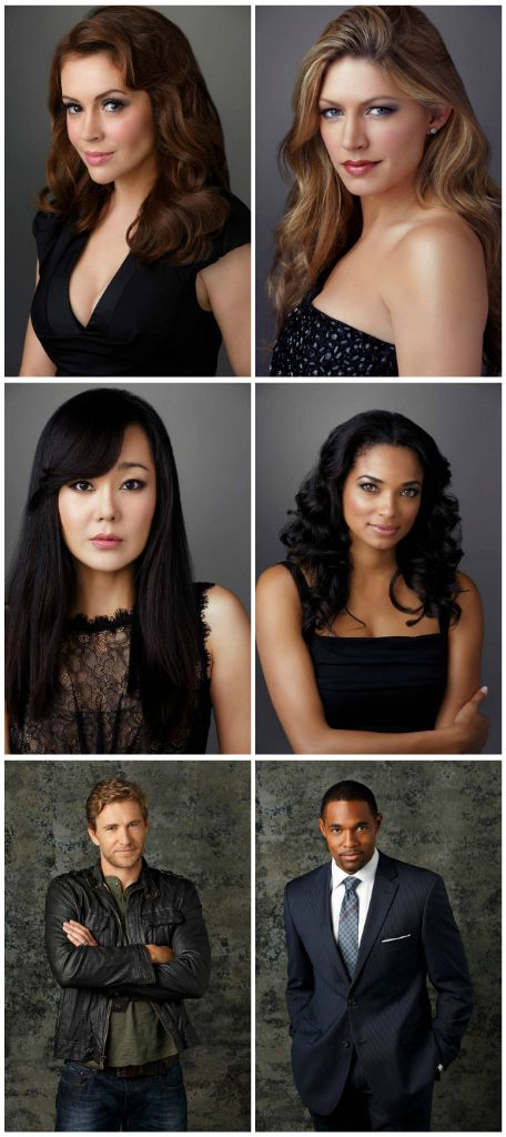 #Mistresses Season 2 Cast