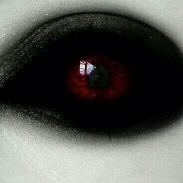 red and black eyes - Google Search