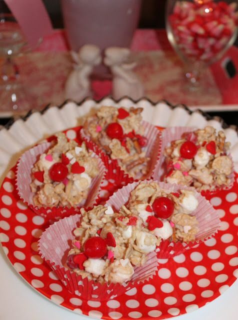 valentine day party food ideas