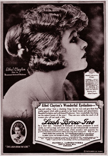 Lash Brow Line - Maybelline, 1920