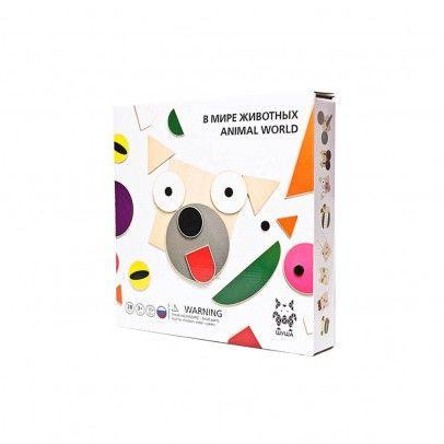Giochi in legno Animali Multicolore  Shusha