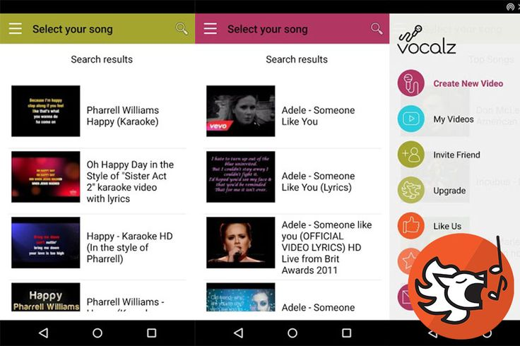 Vocalz New Karaoke App Allows You To Record Yourself