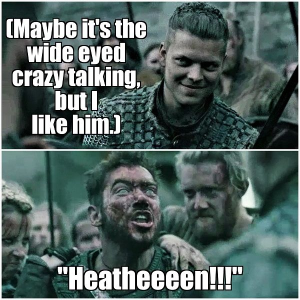 "Sweatpants & TV  Vikings, Season 5, Episode 5: ""The Prisoner"
