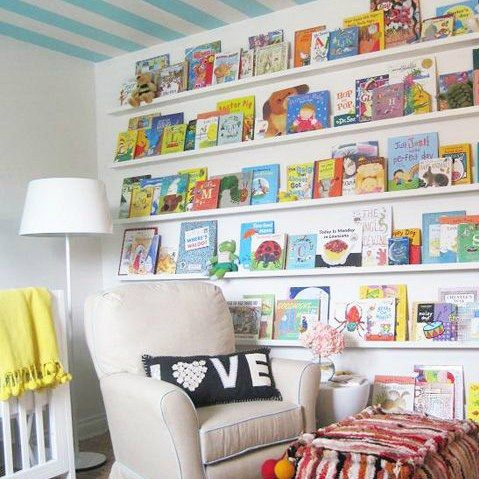 30 cute ideas for a unisex nursery - Baby Room Ideas Unisex