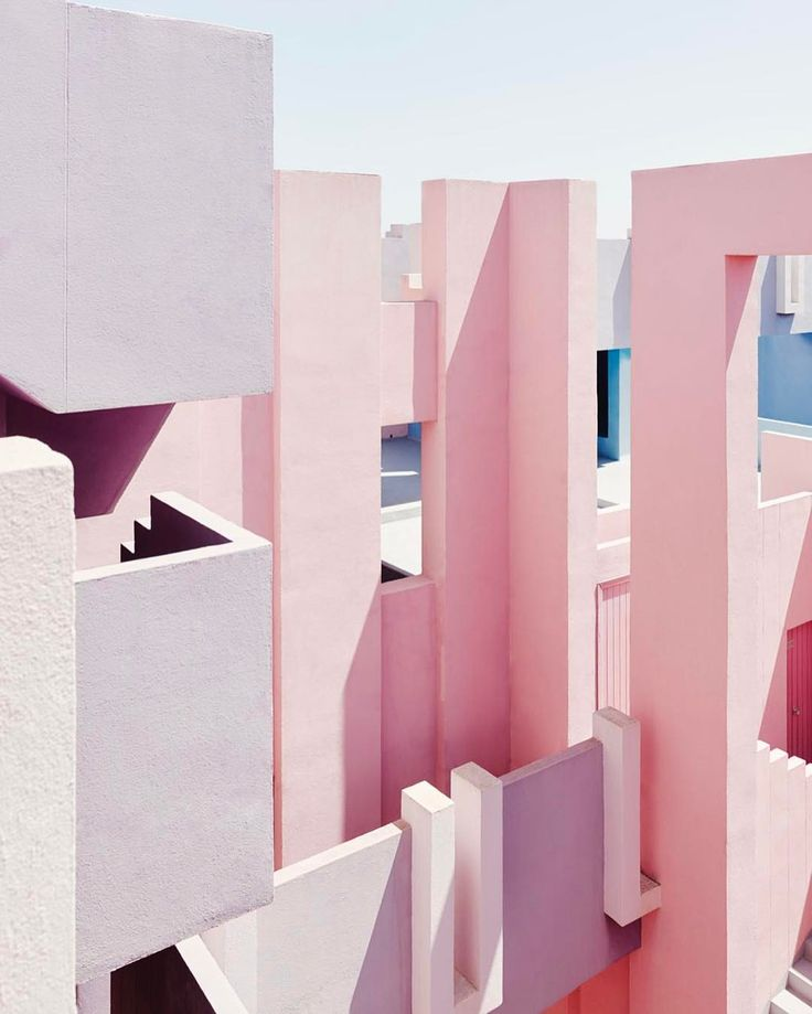 "3,550 Likes, 19 Comments - Minimal Zine (@minimalzine) on Instagram: ""'La Muralla Roja' behind the lens of the photographer Gregori Civera @gregori_civera x #minimalzine…"""
