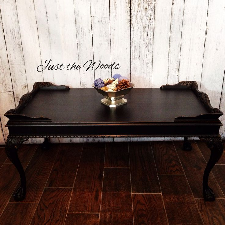 Hand Painted Distressed Coffee Table: Distressed Coffee Tables Pinterest'te