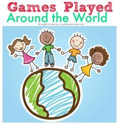 games played around the world                                                                                                                                                                                 More