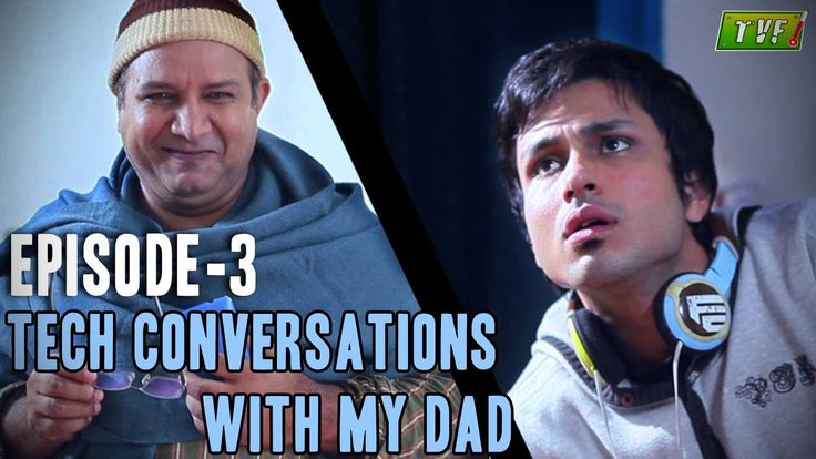TVF's Tech Conversations With Dad : Ticket Kara De