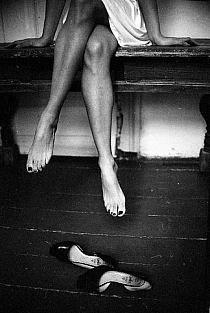 Sexy feet and beautiful legs