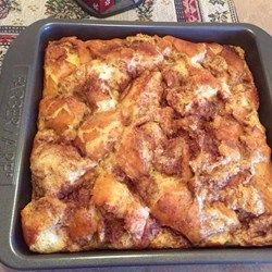 French toast casserole is a delicious and decadent spin on the classic breakfast dish that can easily feed a crowd.