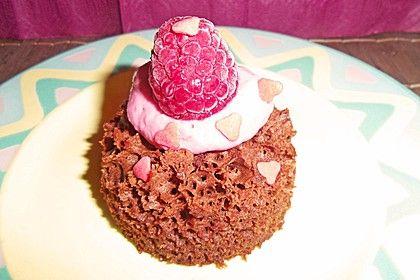 3 Minuten Mikrowellen-Brownie (Rezept mit Bild) von kattention   Chefkoch.de