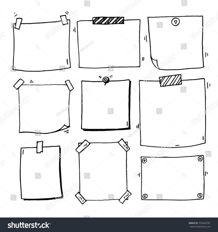 Collection of polaroid photo frames Free Vector   polaroid frame ...