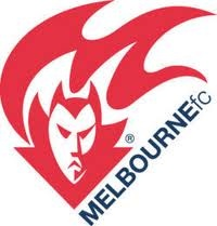 The Melbourne Demons logo