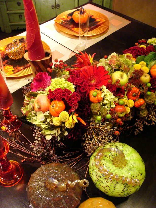 Traditional Thanksgiving Decorating Ideas Beautiful