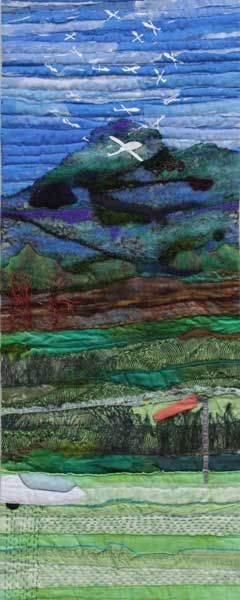 Beneath the Southern Sky — A travelling exhibition of contemporary textile works