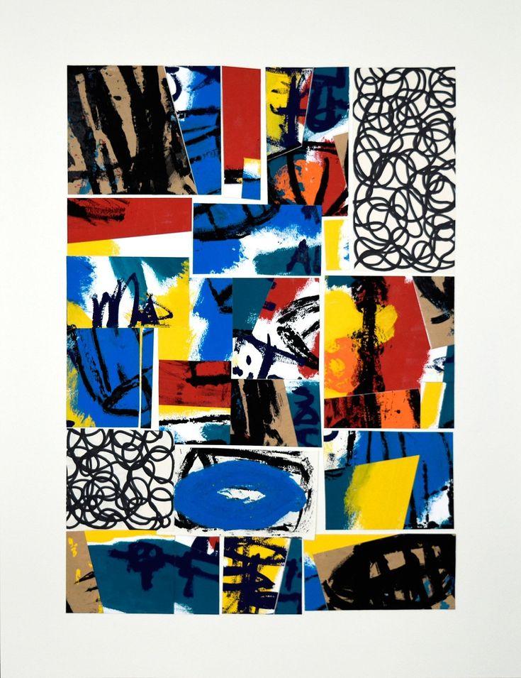 Deconstruction 4 / Dominique Lutringer #ART #Contemporary ART